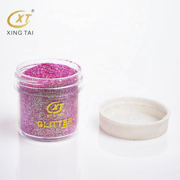 sparkling glitter powder for articles of luxury