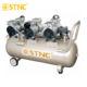 Pneumatic parts Oil-free Air Compressor machine
