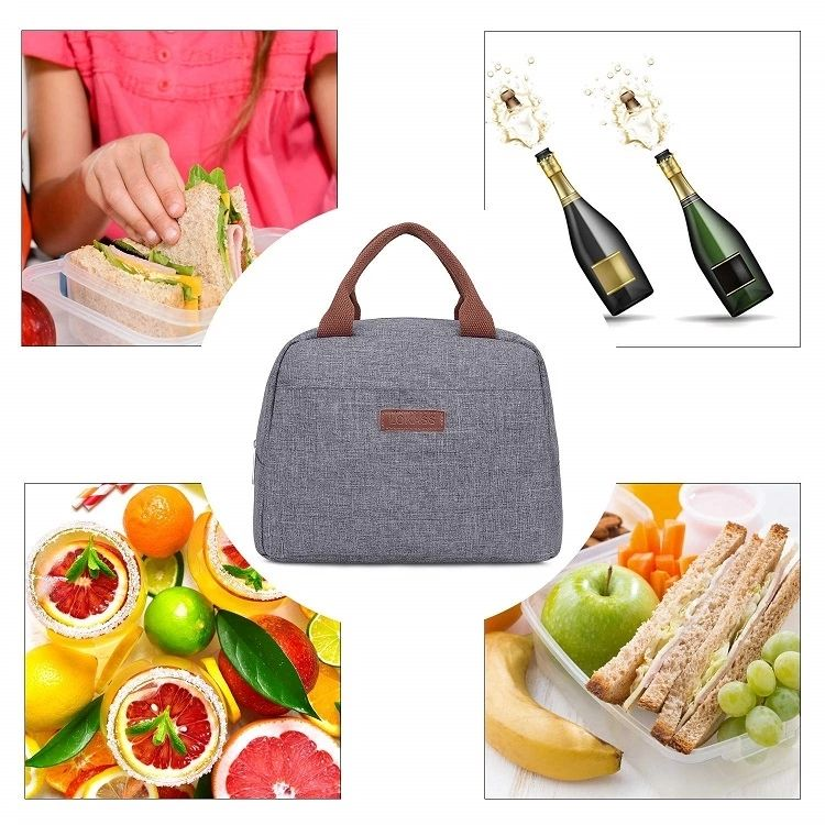For Lunch Lunch Bag For Office Cooler Bag For Lunch Amazon Top Seller Lokass Cooler Food Delivery Freezable Lunch Insulated Bag For Office
