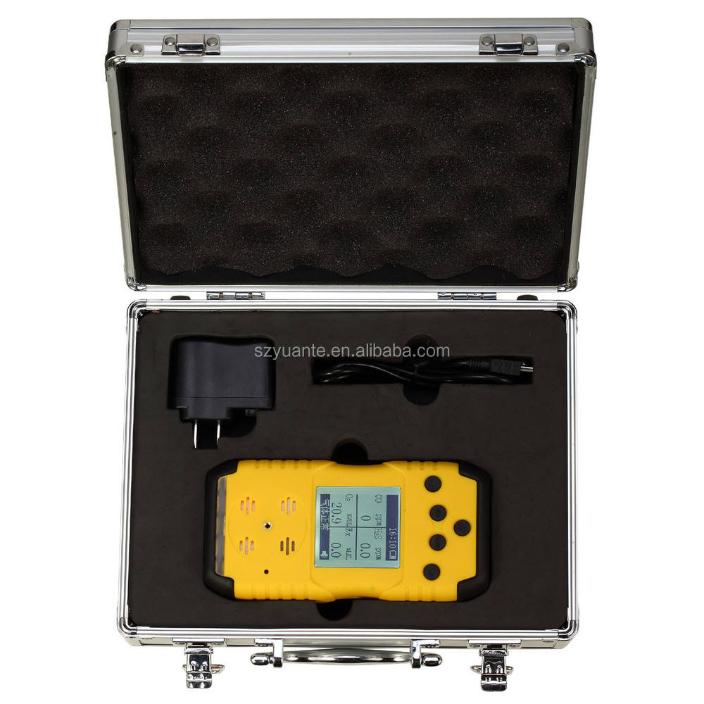 genggam lcd display nox oksida nitrogen analyzer