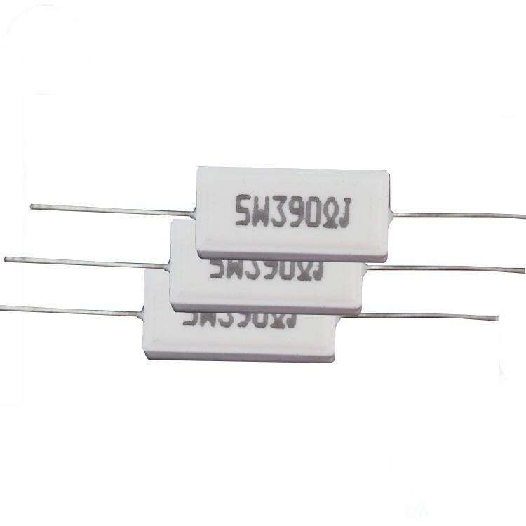 5 X 0.47R 0R47 Radial 5W Céramique Résistance 5/%