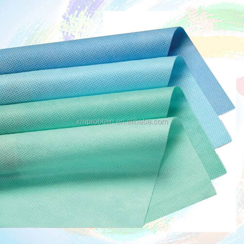 10gsm~200gsm Weight and Nonwoven Technics non woven fabric manufacturer