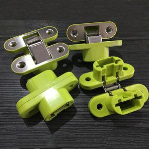De SS304 bisagras de plástico casa accesorios de hardware bisagras
