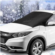 Magnetic Car Snow Windshield Shade Sunshade