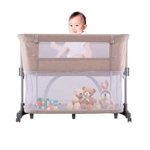 Portable folding baby travel bed playpen baby bed multifunction crib cot baby bed