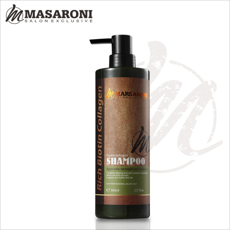 For shiny leaves hair soft vitamin E gently cleanse shampoo