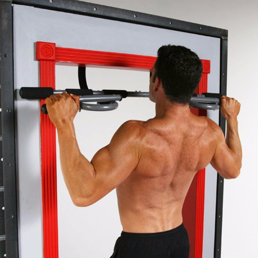 Multi function Heavy-Duty Facile Palestra Doorway Chin Up Bar chin-up bar