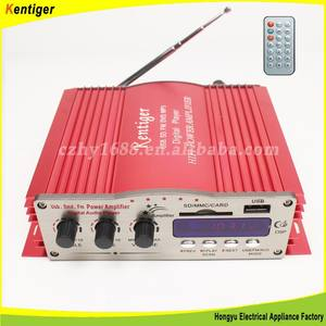 Amplificatore auto ma-200 kentiger