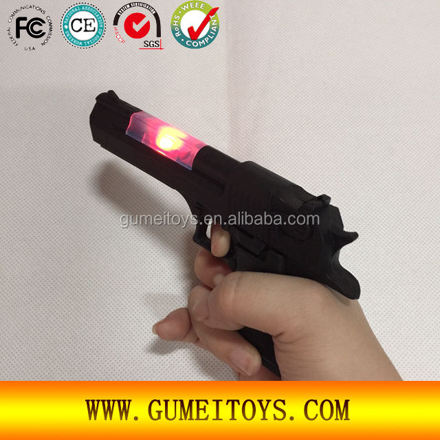 2017 Hot Sell Small Electric Octave Music Shape Toy Gun For Sale