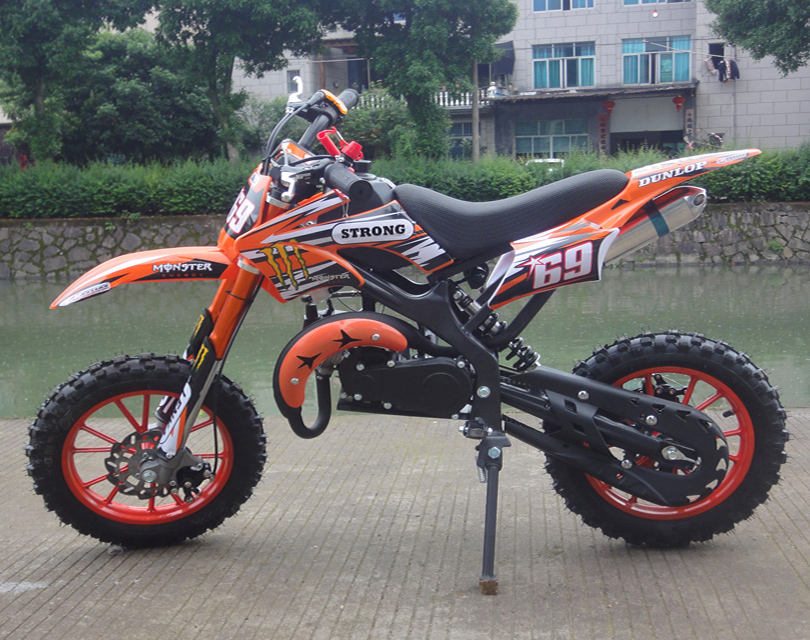 DB002 Wholesale 49cc Mini Dirt Bike Factory with CE, New Kids Motorcycle supplier for Children
