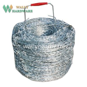(High) 저 (인장 강 galvanized barbed wire