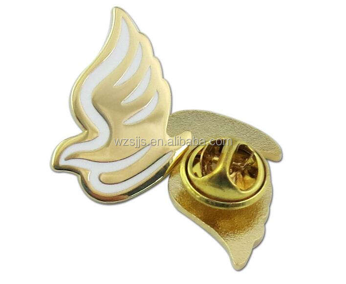 Metal Hard Enamel Lapel Badges