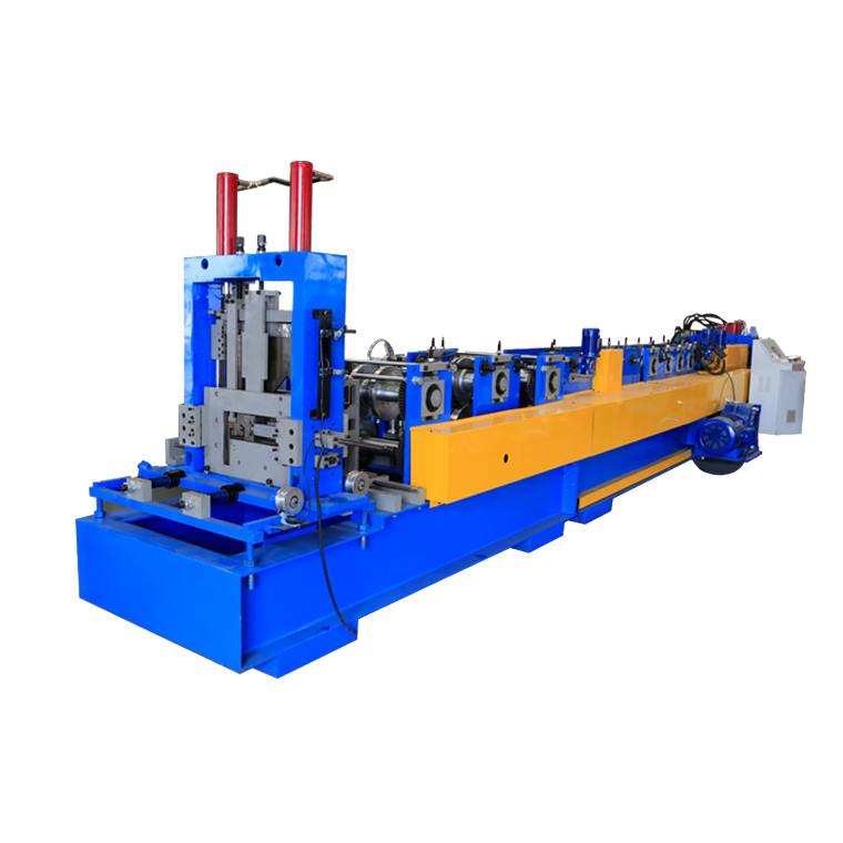 CZ Purlin Roll Forming Machine (Quick Change type CZ80-300)