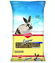 plastic bag/packaging/pouch for rabbit food of suppliers