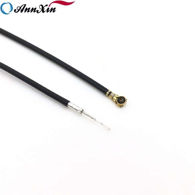 Fast Delivery High Quality Low Loss MHF4 TO Open Connectors RF1.13 Coaxial Cable