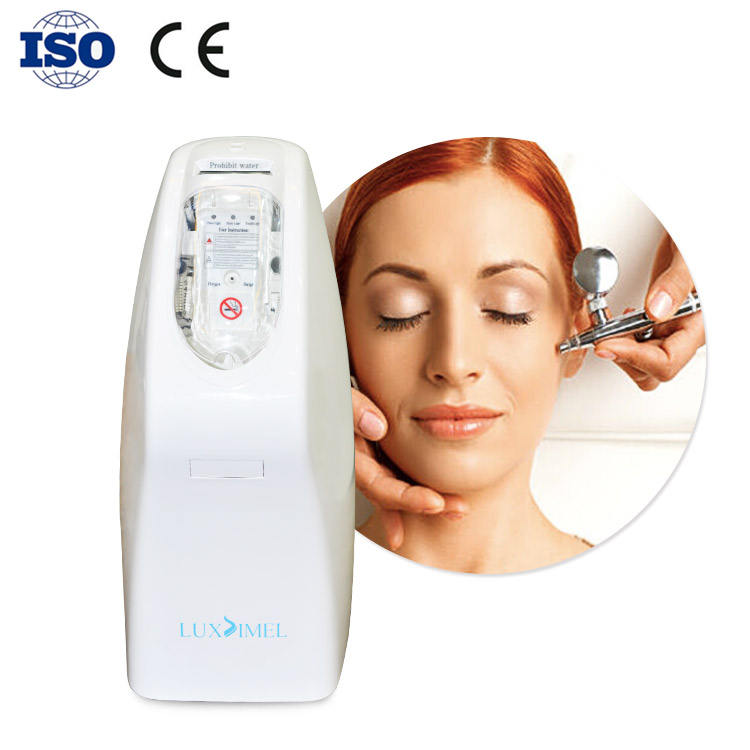Mini Korea Hydra Beauty Mask Spray Gun Oxygen Therapy Facial Machine For Sale