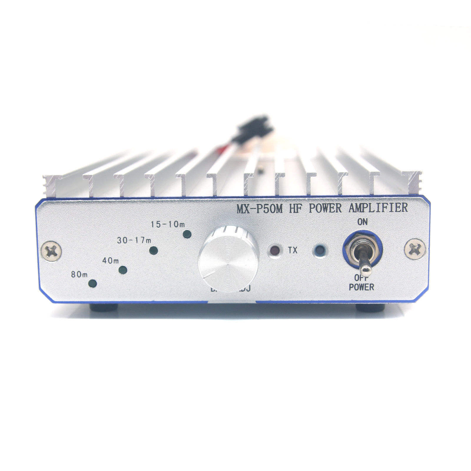 45 w MX-P50m HF High Power Versterker Voor FT-817 IC-703 Elecraft KX3 QRP Ham Radio