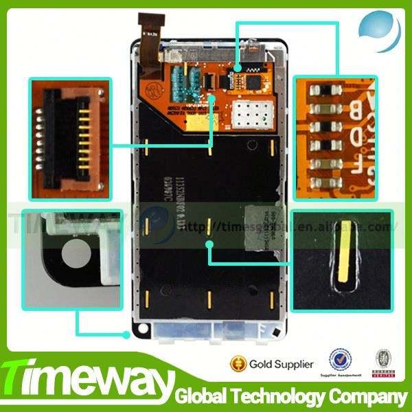 المصنع بالجملة 2014 n9 شاشة lcd الشاشة لنوكيا، شاشات الكريستال السائل lcd لنوكيا n9
