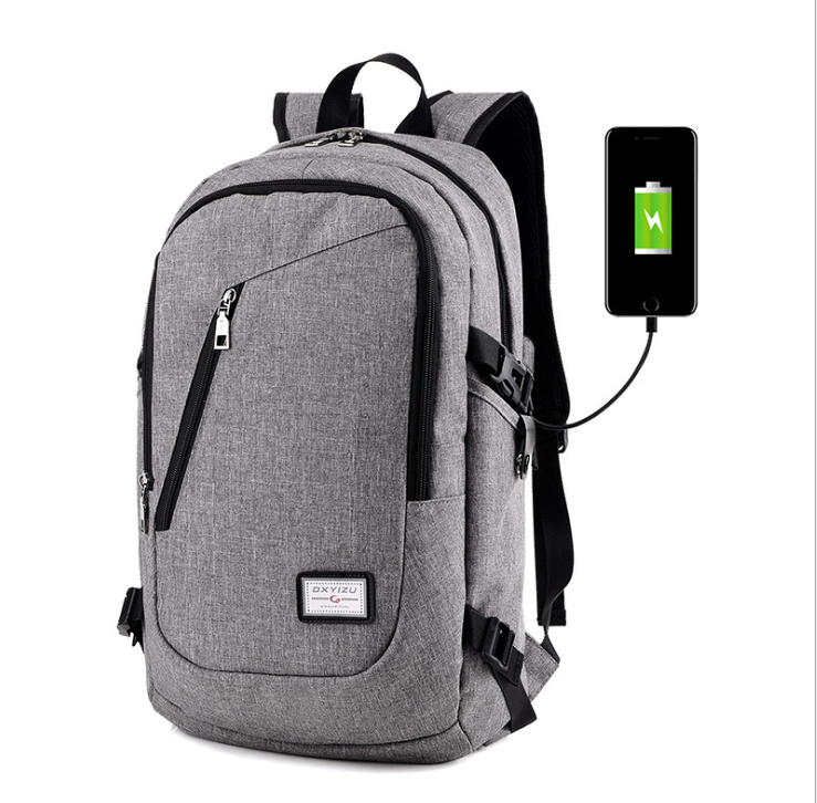 Gros sacs <span class=keywords><strong>à</strong></span> <span class=keywords><strong>dos</strong></span> imperméables Hommes Polyester loisirs Ordinateur Portable épaule Intelligent USB <span class=keywords><strong>Sac</strong></span> <span class=keywords><strong>À</strong></span> <span class=keywords><strong>Dos</strong></span>