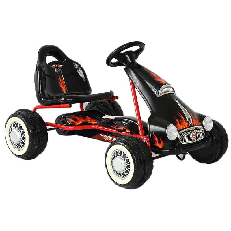 Electric kids Carting Go Kart 4 Wheel Kids Ride on Car Powered Outdoor