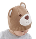 Baby Toddler's Cute Knitted Panda Bear Beanie Hat