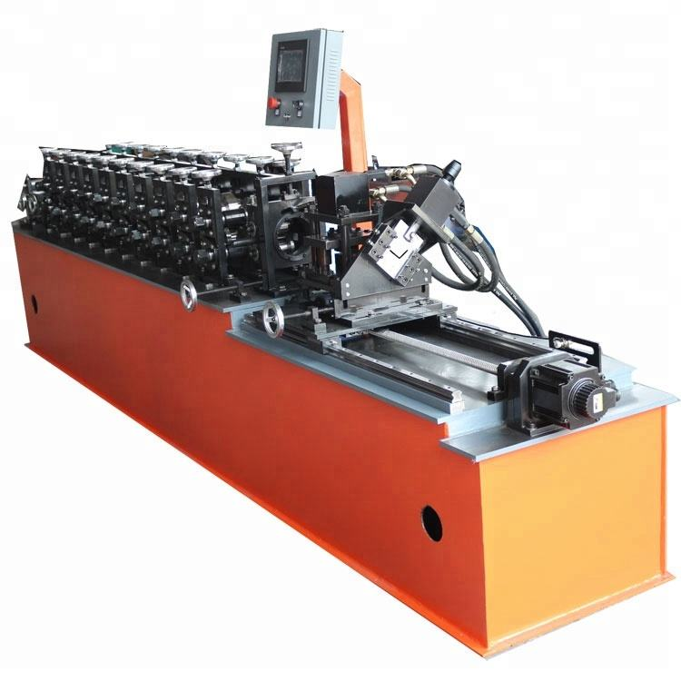 oem professional cnc full z c automatic shape building equipment steel roof forming purlin sheet machinery