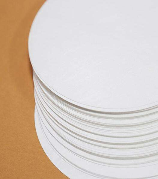Tyvek Antistatic Wafer Round Paper For Protecting Semiconductor