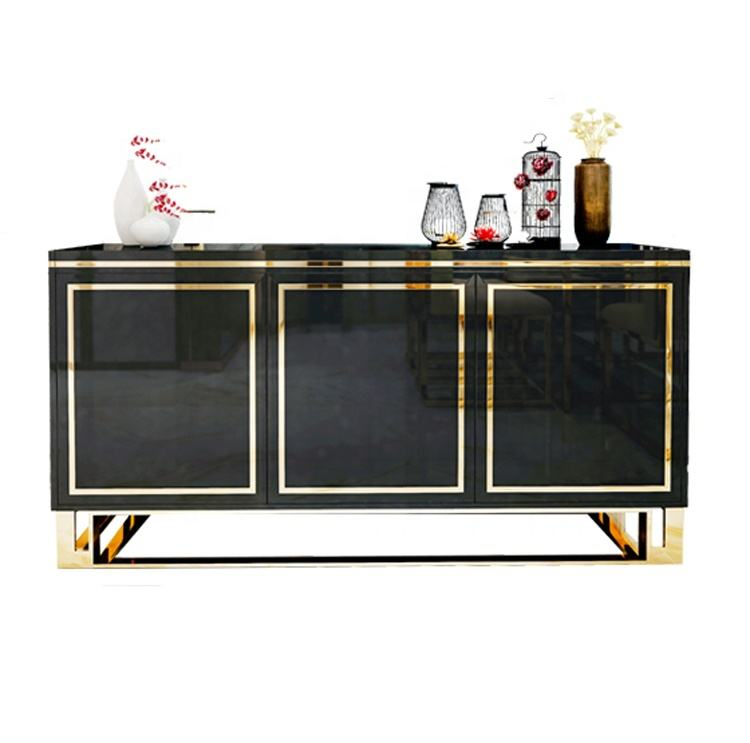 Sideboard Designs Glamorous In Modern Buffet Cabinet Furniture New Decoration Distinctive And White Buffet With Glass Doors