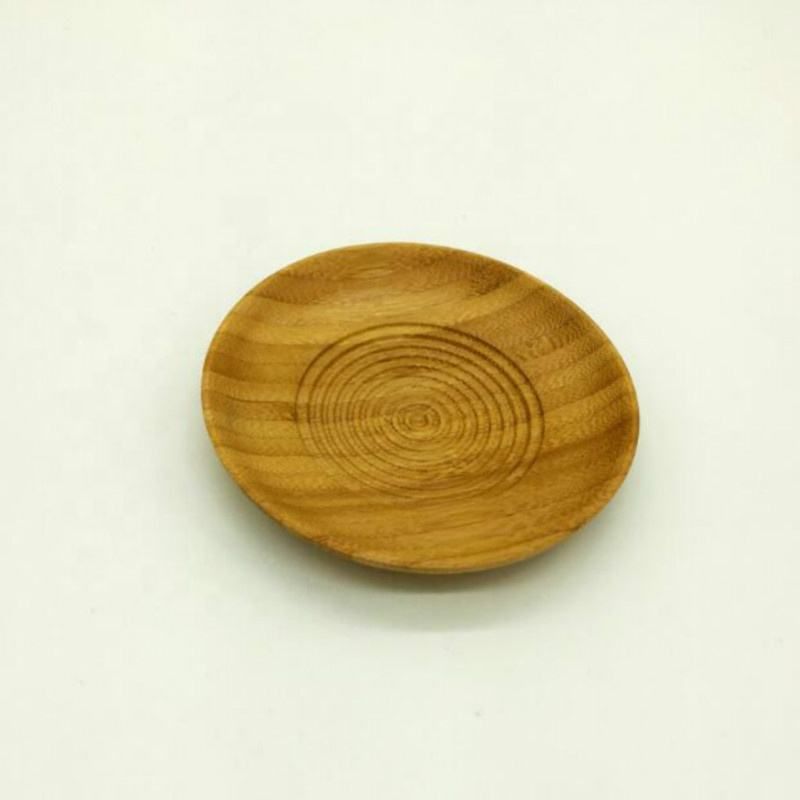 Healthy Eco-friendly Bamboo Wooden Plate