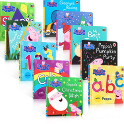 card story book with deferent cartoon design in hot sale