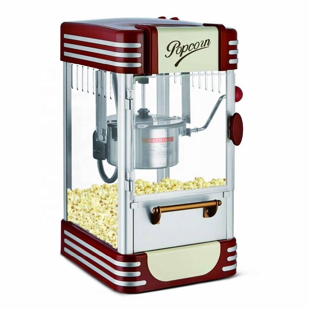Vintage Style Popcorn Popers Corn Popping Machine