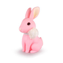 Cute rabbit shape safety money box for kids