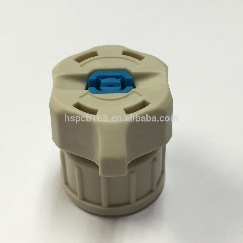 Plastic Watering Mist Injection Nozzle