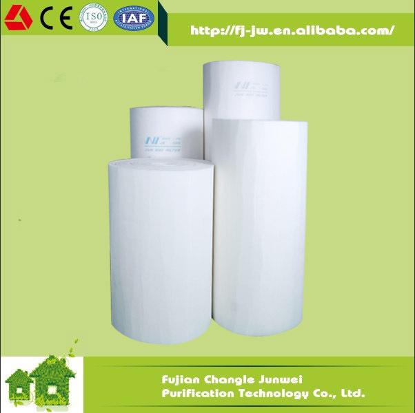 Khuếch tán phương tiện truyền thông bộ lọc, mái bộ lọc cho gian hàng phun hoặc sơn xe, Trung Quốc sản xuất