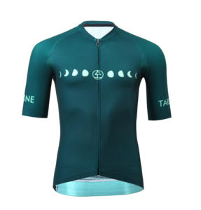China Manufacturer cycling jersey short sleeve bicycle wear plus size customized cycling team clothing