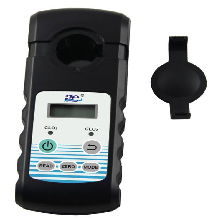ISO/CE Approved 3 in 1 Portable Colorimeter Used For Testing Free Chlorine, Total Chlorine, Combined Chlorine
