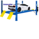 Car working shop using four post column lift for spring promotion IT8413 with CE