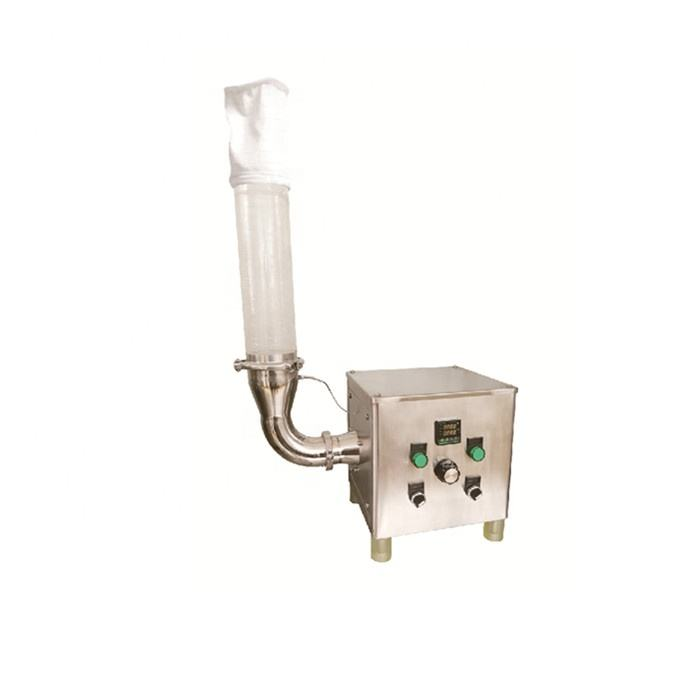 Laboratory boiling dryer machine /FG-12 /FG-50 Fluidized dryer Equipment/Laboratory medium boiling dryer