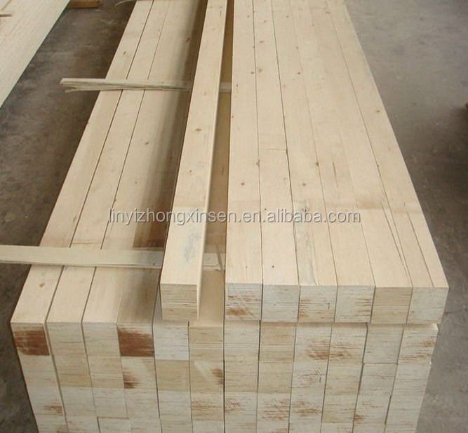 wood beam standard size