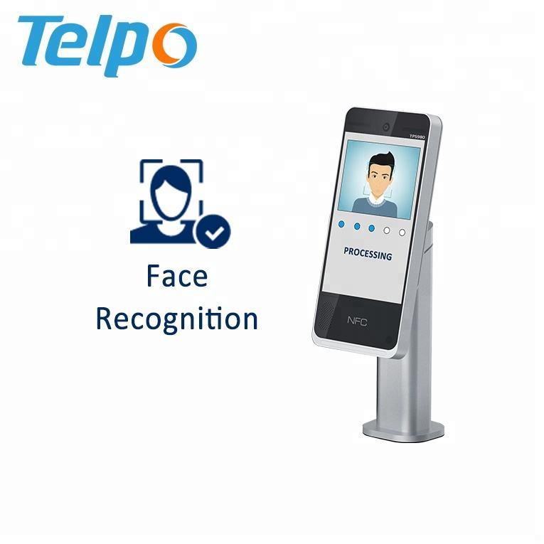 Офис Биометрические Дверь распознавания доступа системы для стеклянных дверей