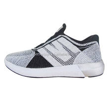 Fashionable fly shoes for men,woven shoes,knitted upper shies