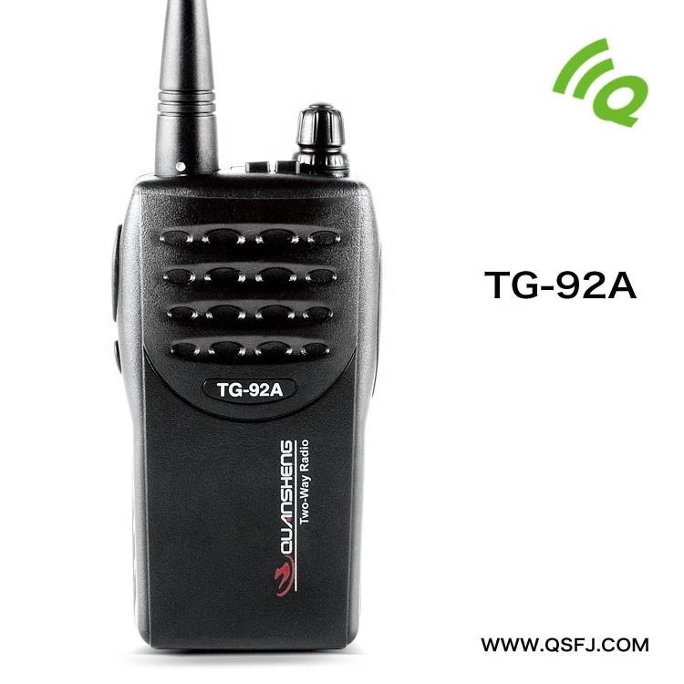 <span class=keywords><strong>Handheld</strong></span> typ 66-88 Mhz <span class=keywords><strong>VHF</strong></span> two way radio