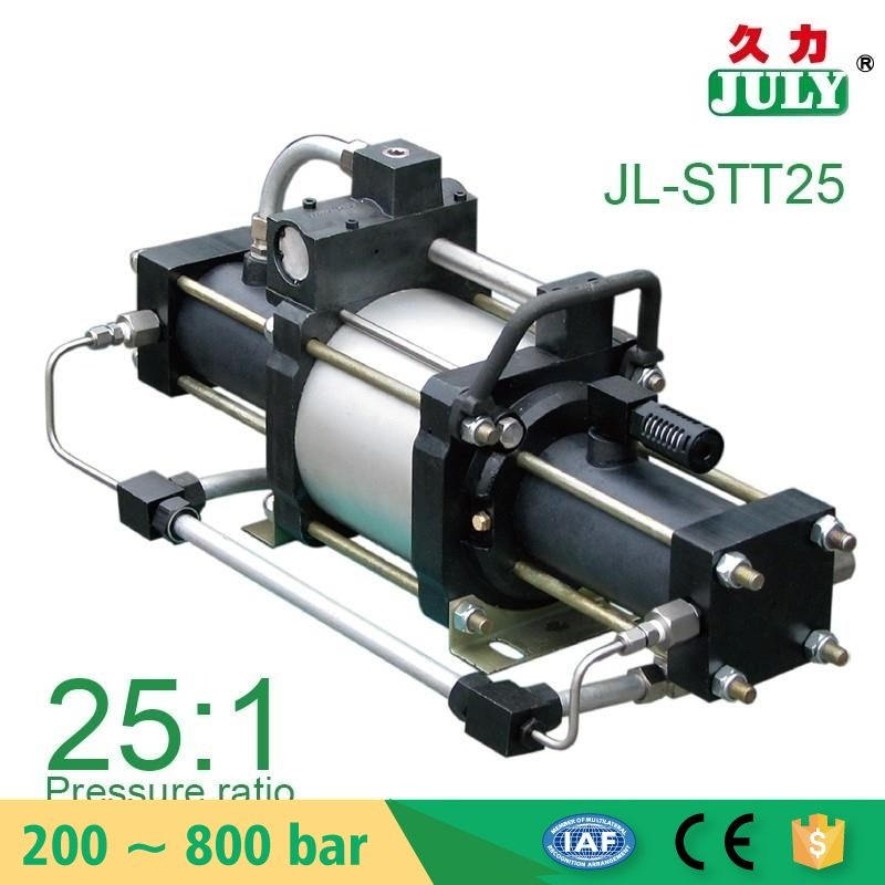 cheapest JULY best quality co2 filling machine gas booster pump