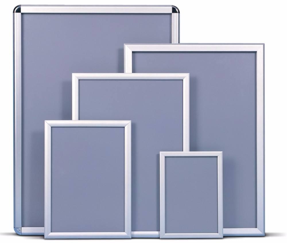 рамка для постера с пружинами выбранный способ