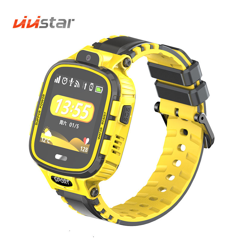2019 New Arrival TD-26 Kids Smart Watch 2G Network Waterproof Fitness Tracker Touch Screen with Camera Smart Bracelet