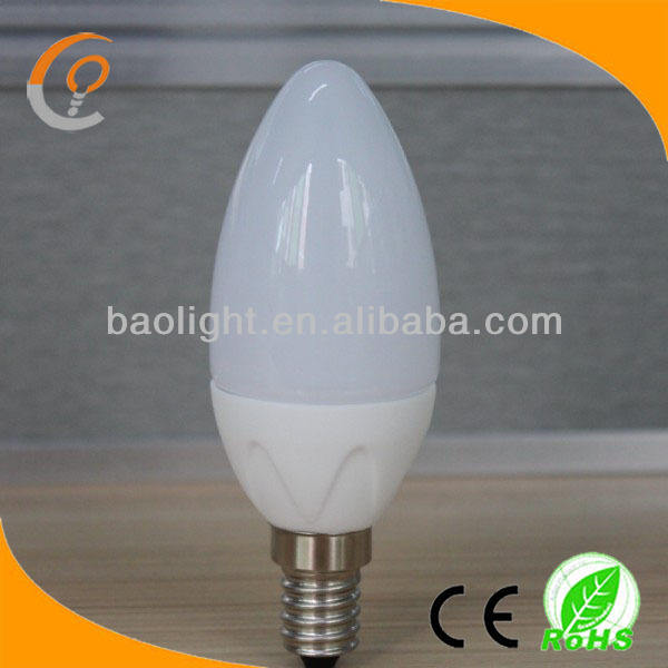 dimmbar milchglas 2835 2700k smd led leuchtmittel 5w ses kronleuchter lampe e12 e14