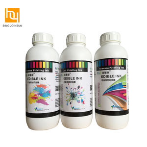 High quality screen inkjet printer edible ink for sale
