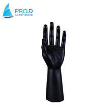 Hot Sale High Quality PE Black And Yellow Model Hand With Iron Sheets