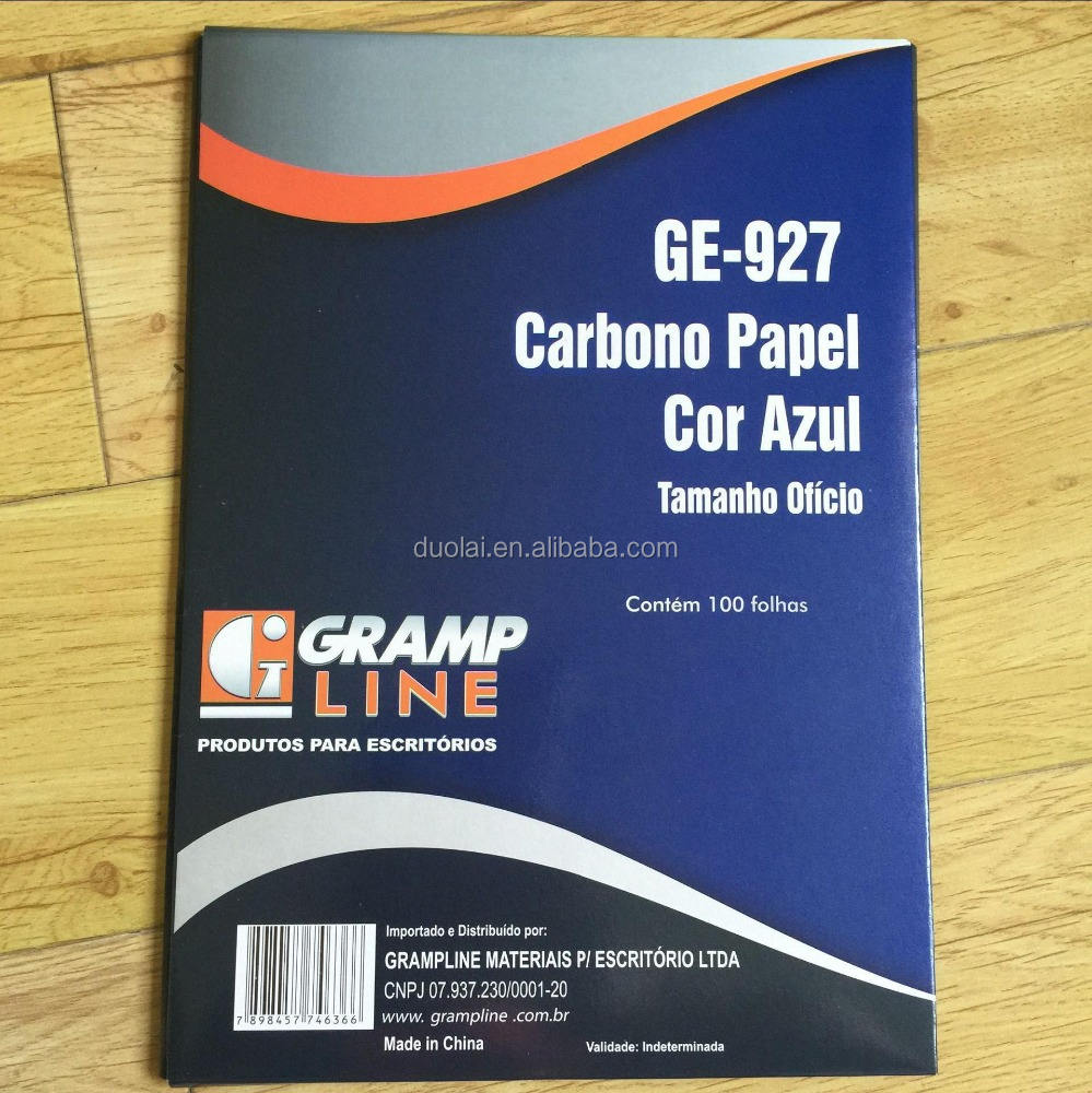 Carbonized Paper A4 or FC Size For All Colors