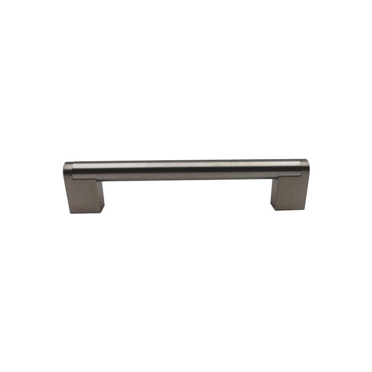 L119*C.C96*H35mm Kitchen Cabinet Door Handle SS / Satin Nickel Furniture Drawer Handle
